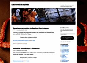 deadliestreports.wordpress.com