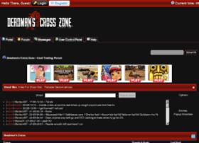 deadmanscrosszone.com