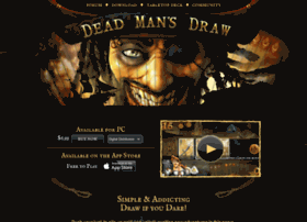 deadmansdrawgame.com