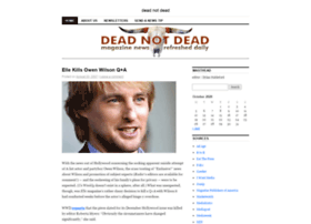 deadnotdead.wordpress.com