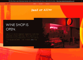 deadoralivebar.com