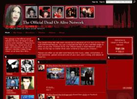 deadoraliveofficial.ning.com