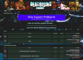 deadrising2mods.proboards.com