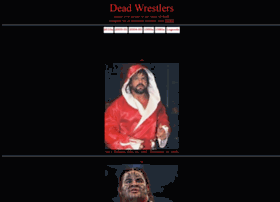deadwrestlers.net