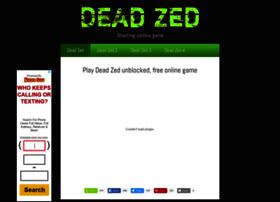 deadzedgame.com