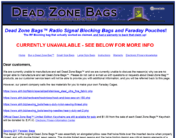 deadzonebags.com