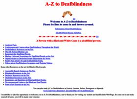 deafblind.com