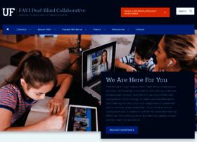 deafblind.ufl.edu