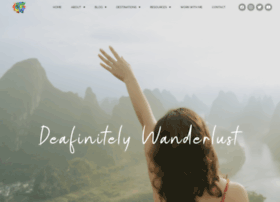 deafinitelywanderlust.com