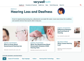 deafness.about.com