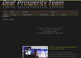 deafprosperityteam.webs.com