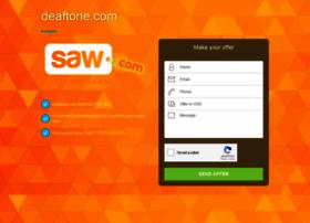 deaftone.com