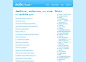 dealbitte.com