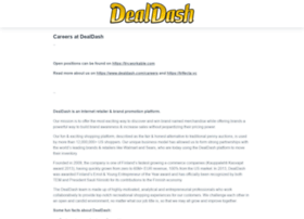 dealdash.workable.com