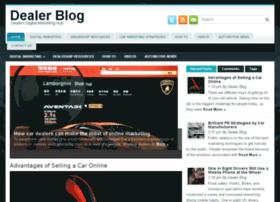 dealerblog.co.uk