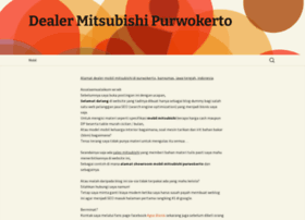 dealermitsubishipurwokerto.wordpress.com
