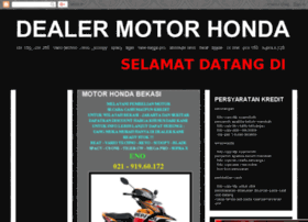 Dealermotor-honda.blogspot.com