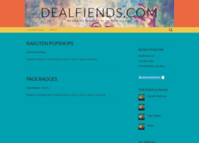 dealfiends.wordpress.com