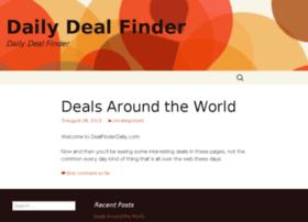 dealfinderdaily.com