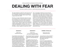 dealing-with-fear.de