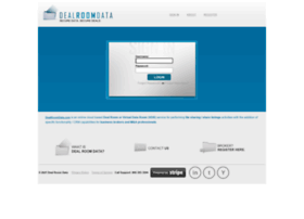 dealroomdata.com