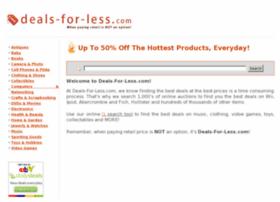 deals-for-less.com