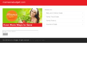 deals.mamaonabudget.com