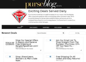 deals.purseblog.com