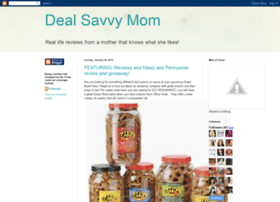 dealsavvymom.blogspot.com
