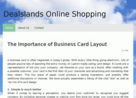 dealslands.jimdo.com