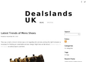 dealslandsuk.snappages.com
