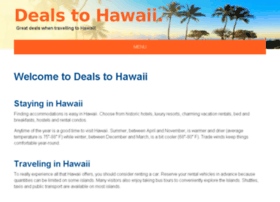 dealstohawaii.com
