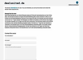 dealunited.de