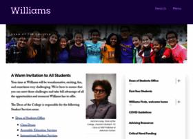 dean.williams.edu