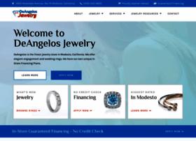 deangelosjewelry.com