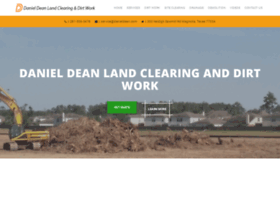 deanlandclearing.com