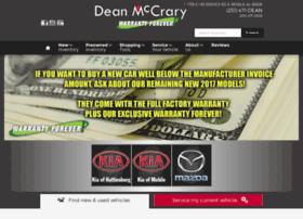 deanmccraryaudi.com