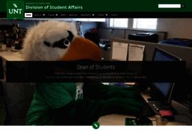deanofstudents.unt.edu