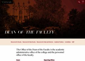 deanofthefaculty.vassar.edu