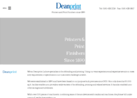 deanprint.co.uk