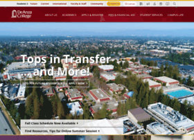 deanza.fhda.edu
