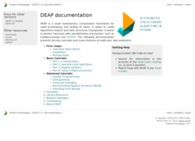 deap.readthedocs.org