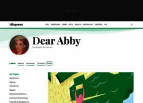 dearabby.com