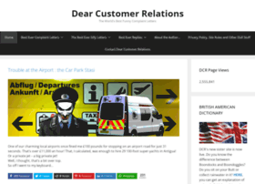 dearcustomerrelations.com