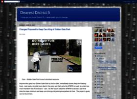 dearestdistrict5.blogspot.com