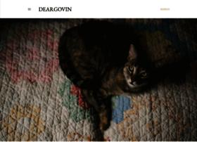 deargovi.blogspot.com