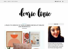dearielovie.com