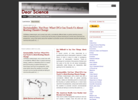 dearscience.org