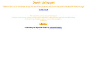 death-valley.net