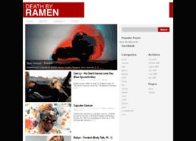 deathbyramen.com